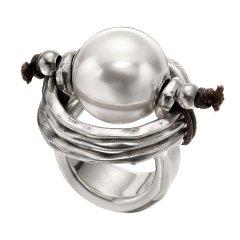 Anillo Uno de 50 ANI0390BPLMTLXX mujer perla De perlas