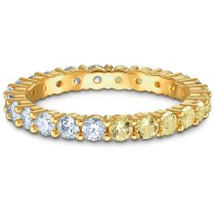 Anillo Vittore Half  SWAROVSKI 5535377 dorado, baño tono oro