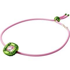 Collar de Dulcis Swarovski 5601585 mujer verde