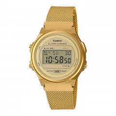 Reloj Casio Vintage A171WEMG-9AEF unisex dorado