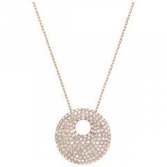 Cadena y colgante Stone Medium SWAROVSKI 5069726 Mujer Cristal Oro rosa