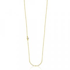 thumbnail Collar Le Carré GD050OA.00 mujer oro topacio brillante