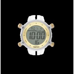Caja reloj WATXANDCO RWA1008 unisex gold