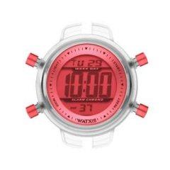 Caja reloj WATXANDCO RWA1589 unisex naranja