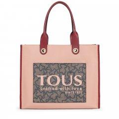 Capazo Tous Shopping XL 195900366 Amaya rosa