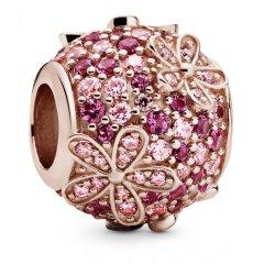 Cham Pandora  788797C01 mujer plata rosé circonita.