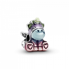 Charm Bruno el unicornio Pandora 799353C01 plata