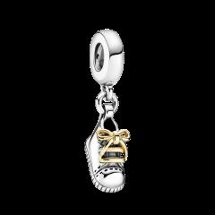 Charm colgante Zapatito de Bebé 799075C00 mujer oro