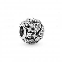 Charm Pandora 799225C01 plata brillante circonita