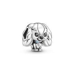 Charm Pandora 799386C01 dama de Disney plata
