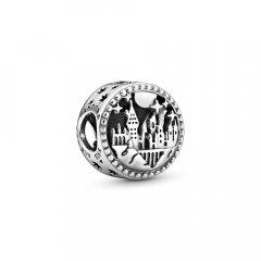 Charm Pandora Colegio Hogwarts de Magia y Hechicería 798622C00 Mujer Plata