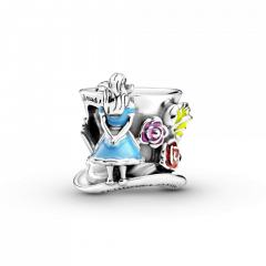 Charm Pandora fiesta del té 799348C01 mujer plata