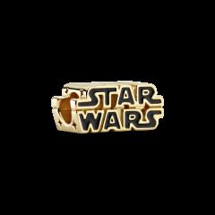 Charm Pandora Logo Shine Star Wars en 3D 769247C01 unisex