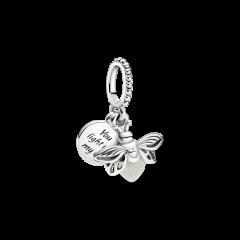 Charm Pandora luciérnaga brillante 799352C01