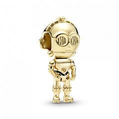 Charm Pandora Shine C-3PO de Star Wars 769244C01 unisex
