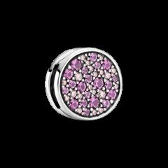 thumbnail Charm Pandora 799225C01 plata brillante circonita