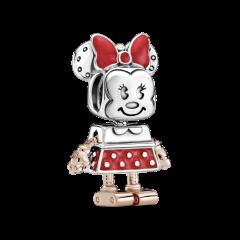Charm Robot Minnie Mouse de Disney 789090C01 mujer plata