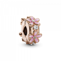 thumbnail Charm Pandora 787897 Plata Rosé Mujer Flor