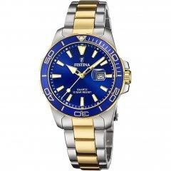 Reloj Festina Boyfriend F20504/1 mujer bicolor