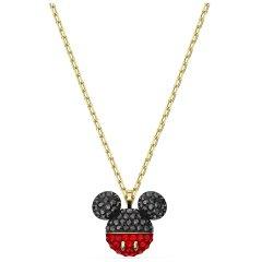 Colgante Swarovski Mickey 5559176 mujer negro