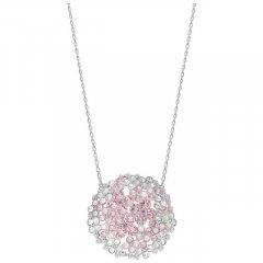 Collar Cherie Long SWAROVSKI 5111318 Mujer Flores Rosa