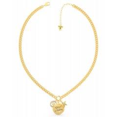 Collar GUESS UBN70045 mujer acero dorado