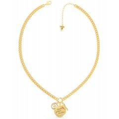 Collar GUESS UBN70047 mujer acero dorado