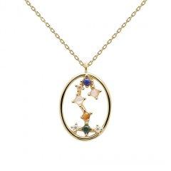 Collar PDPaola escorpio CO01-351-U mujer plata