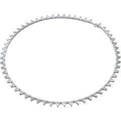 Collar Swarovski Millenia 5599191 triángulo mujer