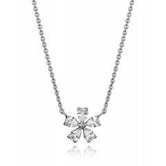 Collar Viceroy 71017C000-38 mujer plata Circonitas