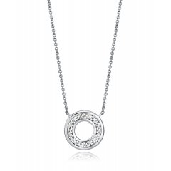 Collar Viceroy 71024C000-38 Mujer Plata Circonita