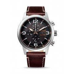 Reloj Citizen Cronógrafo CA0740-14H acero y piel