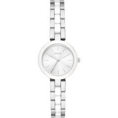 Reloj DNKY NY2910 Ceramic na women acero plateado