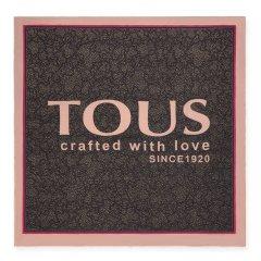 Foulard Tous 095920624 Kaos Icon negro-gris