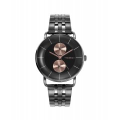 Reloj Viceroy Beat 42419-56 hombre acero IP gun