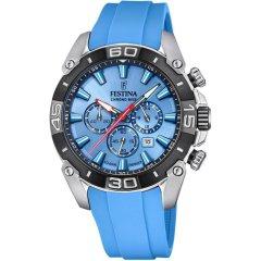 Reloj Festina Chrono bike F20544/6 caucho azul