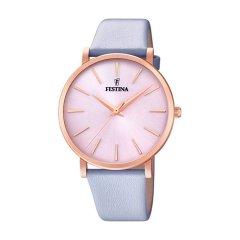 Reloj Festina Boyfriend F20373/1 piel y acero