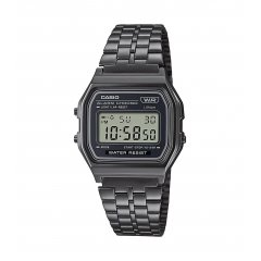 Reloj Casio Vintage A158WETB-1AEF unisex negro