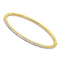 Pulsera Lotus Style LS2111-2/2 acero dorado