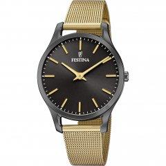 Reloj Festina Boyfriend F20508/1 mujer dorado