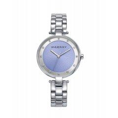 Reloj Viceroy Chic 471300-37 acero y piedras azul