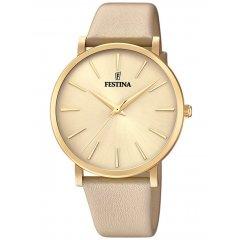 Reloj Festina Boyfriend F20372/2 piel y acero