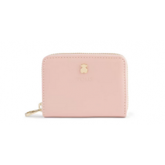 Monedero mediano dorp antique Tous 995970520 rosa