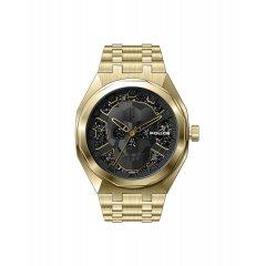 Reloj Police Kediri PEWJG2110703 hombre gold