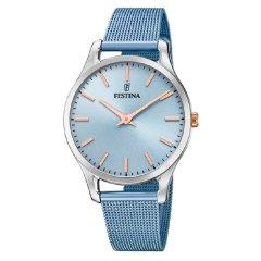 Reloj Festina Boyfriend F20506/2 mujer acero azul