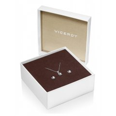 Pack collar y pendientes Viceroy 5083K000-30 mujer plata