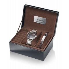 Pack reloj + pulsera Viceroy Beat 401087-99 acero