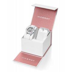 Pack Reloj+Auriculares SWEET VICEROY 401114-00 niña acero