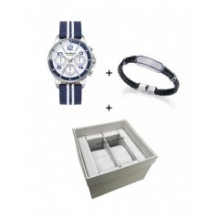 Pack Reloj+Pulsera Real Madrid VICEROY PACKCAD2RM cadete