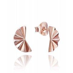 Pendientes botón Viceroy 5045E100-07 mujer plata rosado